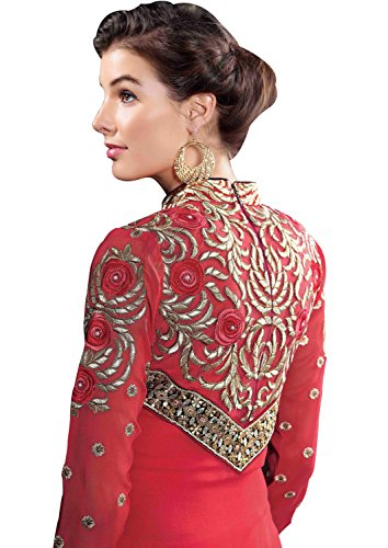 csebazaar Women Indian Pakistani Ethnic Designer Anarkali Salwar Kameez Suit