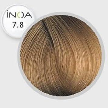 Inoa haarfarbe 7 8