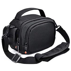 51zhXurhw7L. SS300  - FOSOTO Camera Camcorder Case Compatible for Canon VIXIA HF R800 R700,Sony HDR-CX405 CX675 CX670 SR12 FDRAX53,Panasonic…