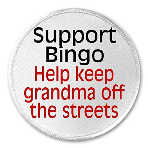 Support Bingo Help Keep Grandma Off The Streets - 3