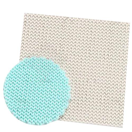 Knitting Cake Mould : Knitting silicone cake mold baby fondant