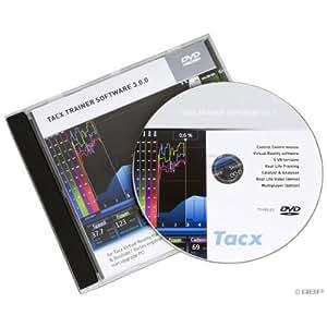 Tacx Trainer Software TTS 3 DVD - Rodillo para bicicletas ( software )