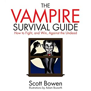 The Vampire Survival Guide Audiobook