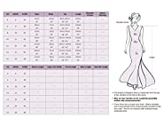 Ever-Pretty Womens Romantic Sexy Lace Floor Length Prom Dress 08838