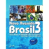 Novo Avenida Brasil B1: Kurs- und Übungsbuch + 2 Audio-CDs