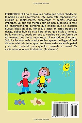 Prohibido Leer (Spanish Edition): Jesús G. Soler: 9781533137425: Amazon.com: Books