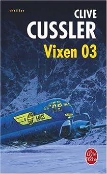 Vixen 03 par Cussler