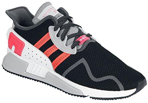 Adidas Originali Sneaker Adidas Eqt Cushion Con Tomaia Knit Nera Black