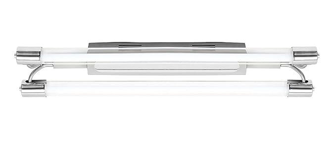 Endon Modern Kitchen Fluorescent Chrome Ceiling Light El 10081