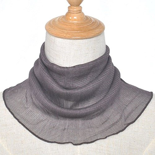 ミリーファミリー ) UVカット シルク ネックカバー