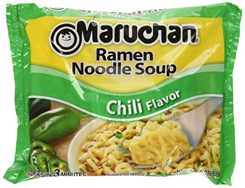 (Maruchan Ramen Chili, 3.0 Oz, 24 Count)