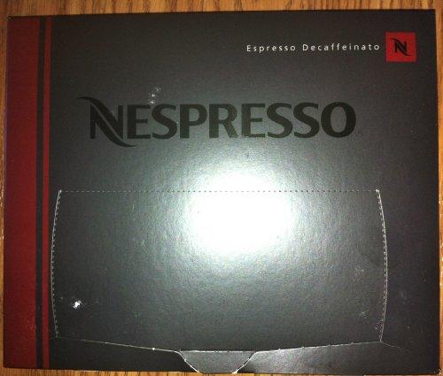 nespresso capsules box - 8
