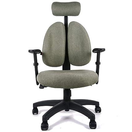 Pleasant Amazon Com Lounge Leisure Chair Double Back Swivel Chair Uwap Interior Chair Design Uwaporg