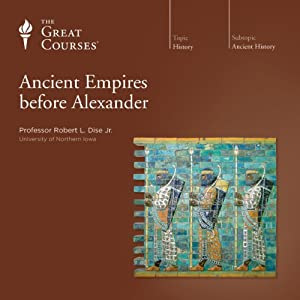 Ancient Empires before Alexander Vortrag