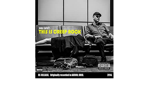 This Is Creep Rock [Explicit] by John Cartel on Amazon Music ...