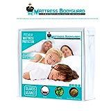 Premium Waterproof Mattress Protector Cover-Safeguard Your Mattress ...