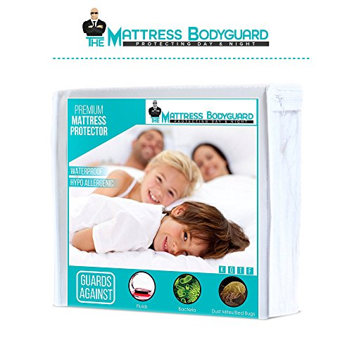 Premium Waterproof Mattress Protector Cover-Safeguard Your M