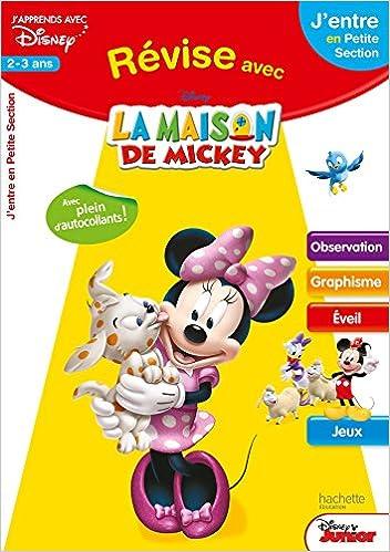 En ligne téléchargement Révise avec Mickey - de la TPS à la PS pdf, epub