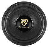 """Rockville W15K9D4 15"""" 5000w Car Audio Subwoofer"""