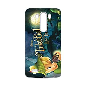 Tinkerbell Case Cover For LG G3 Case