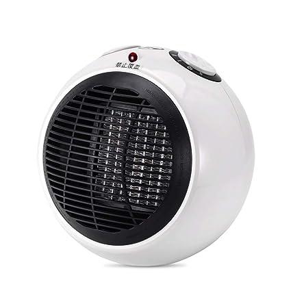 AINUO-Calentador de cerámica Hogar Pequeño Calentador de energía eólica Caliente Calentador eléctrico del Dormitorio
