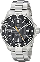 TAG Heuer Men's WAJ1110.BA0870 Aquaracer Watch