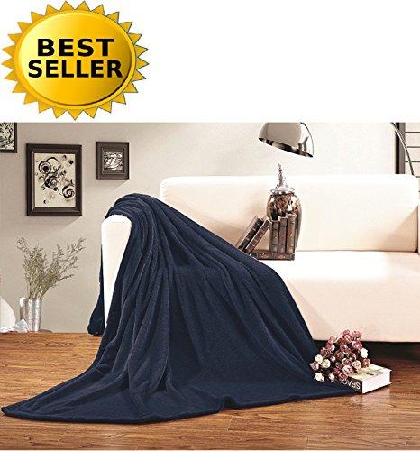 Celine Linen%C2%AE Fleece Blanket Amazon