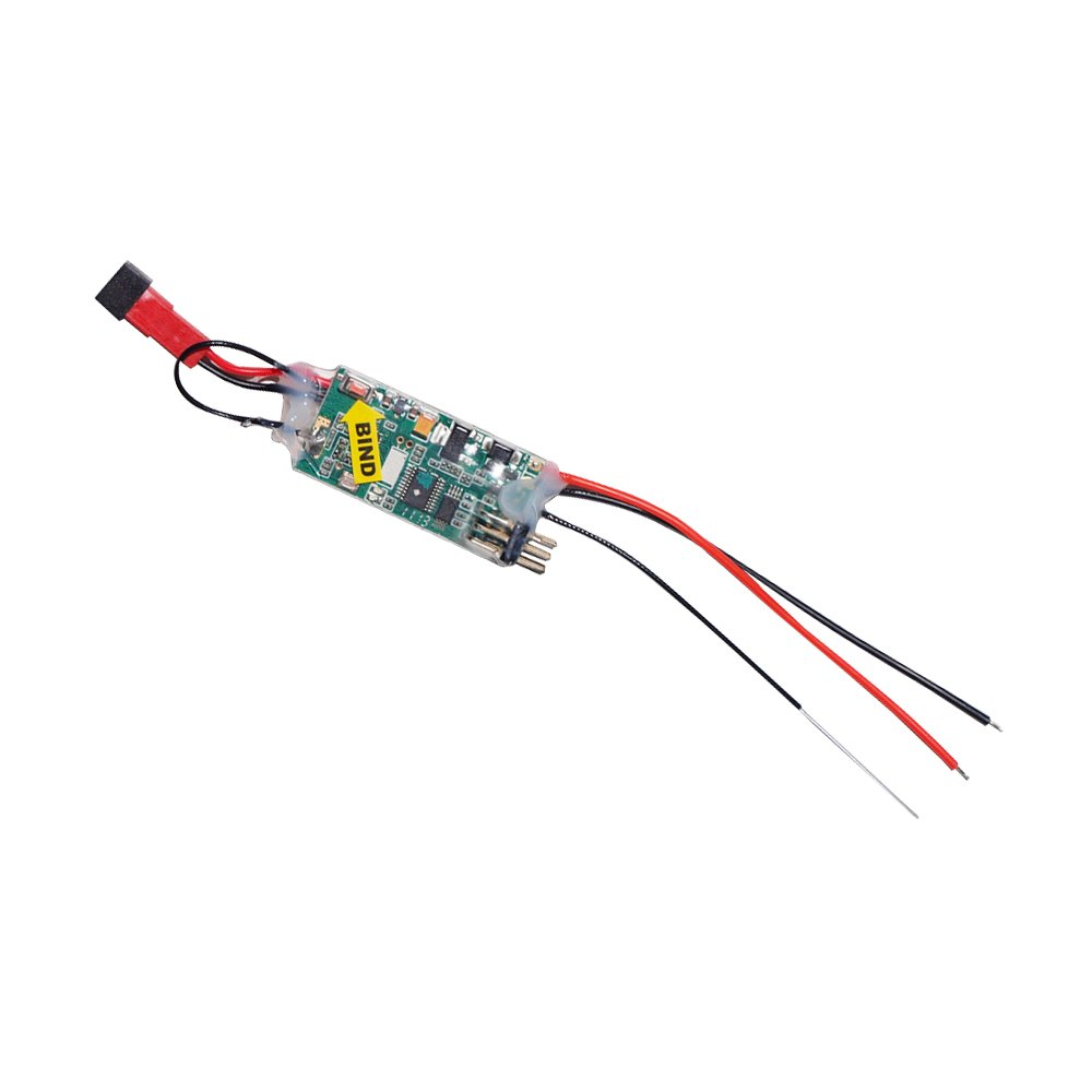 Joysway 2in1 Receiver/ESC for 2s 6104 Invader Brushed RC Airplane Flying V Wing by Joysway