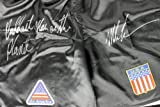 Mike Tyson 'Baddest Man On The Planet' Signed Tyson Model Boxing Trunks ITP - PSA/DNA Certified - Autographed Boxing Robes and Trunks