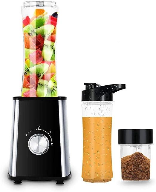 Exprimidor zumo de naranjas Mini licuadora portátil 3-en-1 Hogar ...