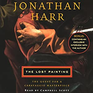 The Lost Painting Hörbuch