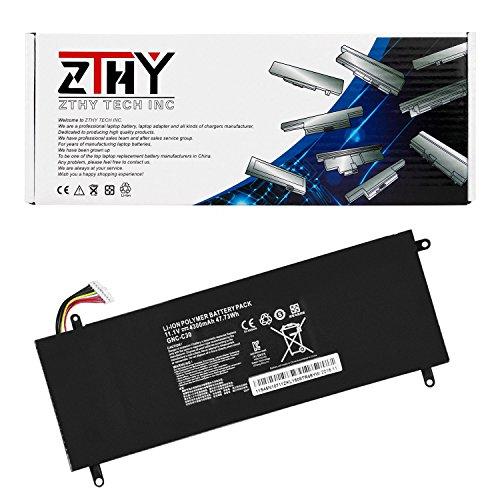 ZTHY Compatible New GNC-C30 Laptop Battery Replacement Schenker XMG C404 Gigabyte 14