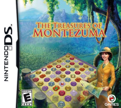 Treasures of Montezuma - Nintendo DS from O-Games
