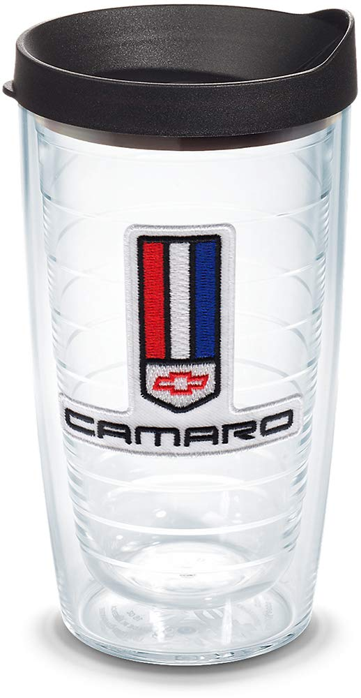 Tervis Camaro Tumbler with Black Lid, 16-Ounce Tervis Tumbler Company 1141684