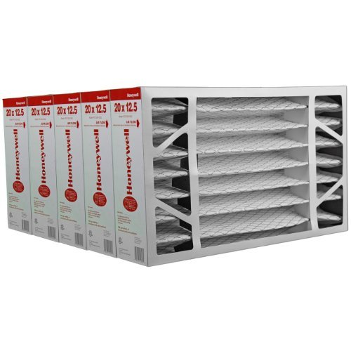 Honeywell Replacement Media FC100A1052- 12.5x20, 5-Pack