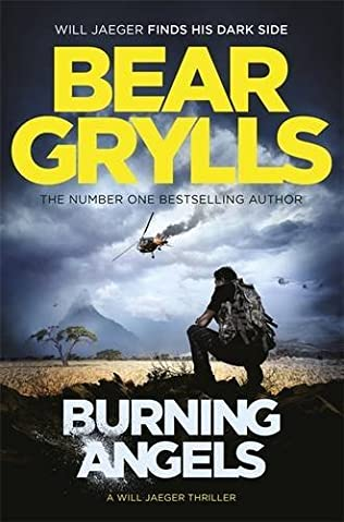 book cover of Burning Angels