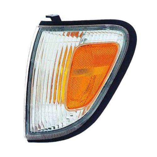 oma 4WD & 1997-2000 PreRunner 2WD Truck Corner Park Lamp Turn Signal Marker Light Left Driver Side (1997 97 1998 98 1999 99 2000 00) (Tacoma 2wd Signal Lamp)
