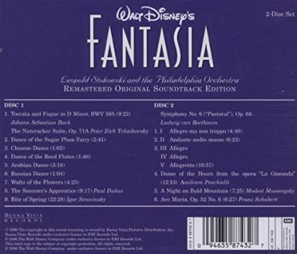 Walt Disney's Fantasia