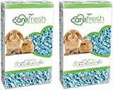 Carefresh 99% Dust-Free Blue Natural Paper Small