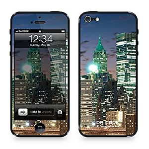 "Nsaneoo - Da Code ? Skin for iPhone 4/4S: ""Manhatten Roads"" (City Series)"