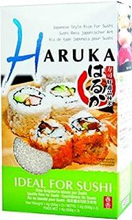 Arroz para sushi Haruka 1 Kg - Pack de 2 unidades: Amazon.es ...