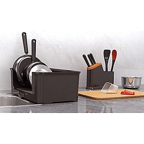 Kitchen in a Box (14-Piece Kitchen Set) - Black