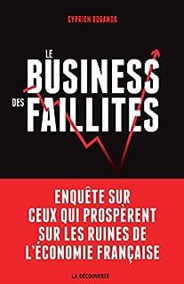 Le business des faillites : enquête sur ceux qui prospèrent sur les ruines de l'économie française