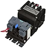 Siemens 14BUC32AA Heavy Duty Motor Starter, Solid State Overload, Auto/Manual Reset, Open Type, Standard Width Enclosure, 3 Phase, 3 Pole, 00 NEMA Size, 3-12A Amp Range, A1 Frame Size, 110-120/220-240 at 60Hz Coil Voltage