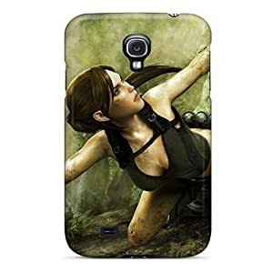 Case Cover Tomb Raider High Quality/ Fashionable Case For Galaxy S4
