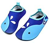#8: Giotto Kids Swim Water Shoes Quick Dry Non-Slip for Boys & Girls