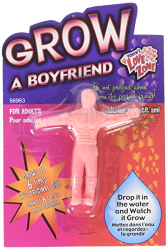 Forum Novelties Novelty Grow A Boyfriend Husband Joke Gag Gift -