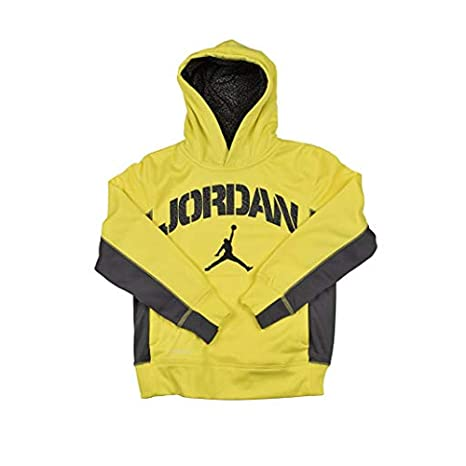 3a237d72aa5c Amazon.com  Jordan Big Boys Dominate 2.0 Pullover Hoodie (M(10-12YRS ...