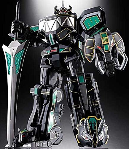 Bandai Soul of Chogokin GX-72B Great Beast God (Black Version)
