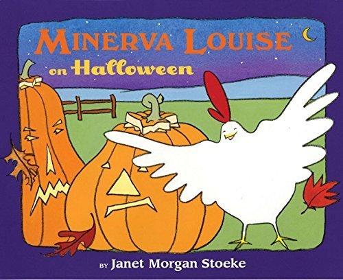 Minerva Louise on Halloween Hardcover August 20, 2009 -